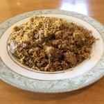 インディアン・レストラン ロタ - チキンビリヤニ