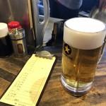 107092930 - 生ビール