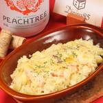 Dining85 - ポテサラチーズ焼き