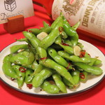 Dining85 - 枝豆のアーリオオーリオ