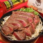 Dining85 - 人気☆牛ステーキ盛り