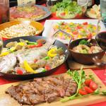 Dining85 - コース料理☆お肉に、魚に!飲み放題☆