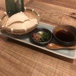 ごちそう家 きどらず - 自家製寄せ豆腐 豆腐の味が絶妙です。