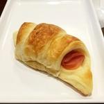 サンマルクカフェ - ハムチーズクロワッサン