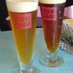 gubigabu - ピルスナーとカニビール