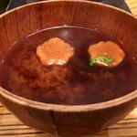 佰食屋 - お味噌汁単品