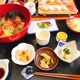 照島海の駅 食堂 - 料理写真: