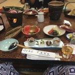 七沢温泉 中屋旅館 - 料理写真: