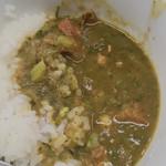 麺や すずらん亭 - グリーンカレー
