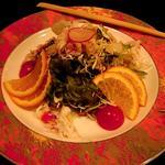かに料理と和食 かに吉 - 蟹さらだ