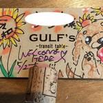 GULF's transit table -