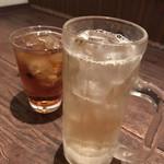 居酒屋 まさちゃん - ドリンク写真: