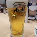 れんげ食堂 Toshu - ドリンク写真:スーパードライ277円