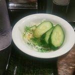 お肉の専門店 スギモト - サラダ