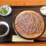 Sobanosatogounosoba - 江野そば並盛。