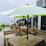 海の見えるカフェ -