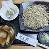 そば切りやま田 - 料理写真:白老産豚の肉ざる 1050円