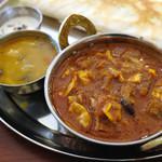 南インドキッチン -