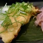 えい参 - 『銀だから鱈の西京ねぎ味噌焼き』