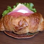 パンの家 mill - ハムカマンベールチーズ