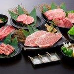 肉處 きっしゃん - 料理写真:『A-5』ランクの特選黒毛和牛!~抜群の旨味です~