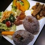 カフェレオン - 美味しかった野菜たっぷりヘルシーメニュー!