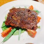 マツキ - 木下牛すね肉のやわらか煮カリカリ焼き