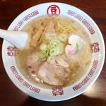 マメさん - 元祖マメさんラーメン 塩味(600円)
