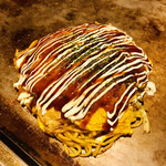 大地の母 - 料理写真:肉玉そば