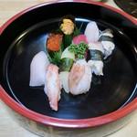 王将寿し - 料理写真:極上寿し (10貫) 2900円