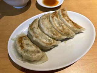 中華珍満 - 「餃子」500円