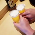 107135723 - さっき鴨川で飲んだけど…ヽ( ・∀・)ノ