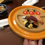 寿しの喜多八 - 子供寿司