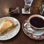 喫茶 昭和堂 - オマケの生チョコも美味です