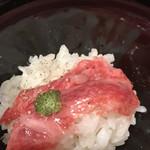 焼肉熱帯夜 ヨルテヤ - 肉茶漬け