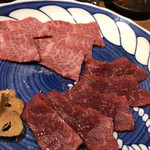 焼肉熱帯夜 ヨルテヤ - 赤身盛り合わせ