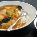パインリーフ - 中華丼
