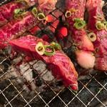 炭火焼肉・ホルモン焼 真ちゃん - ハラミ
