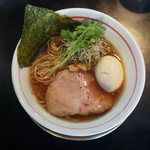 麺坊ひかり - 味玉柳麺