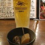 とびっきり旨い酒と魚 東新漁港 -