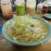 オノミチ - 料理写真:中盛りネギラーメン830円