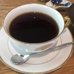 喫茶 ガーシュウィン - ドリンク写真:コロンビア スプレモ