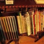 ふくじゅえん - 幼稚園が近いからかな?いろいろ絵本が置いてありました