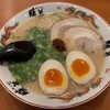 暖暮 - 料理写真:半熟玉子ラーメン