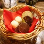 カフェ 太陽ノ塔 - クッキー的な