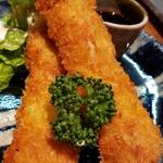 くいしん坊 - 麦豚のソース串カツ