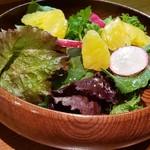 くいしん坊 - 鈴木農園のオーガニックサラダ