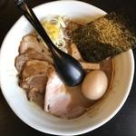 107155212 - 麺屋たけ井本店 味玉ラーメン・小 860円