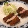 タケ馬 - 料理写真:タケ馬ひれかつ定食 150g 1,900円