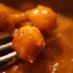 スパイスマジック カルカッタ - ひよこ豆カレーのひよこ豆